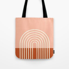Terracota Pastel Tote Bag