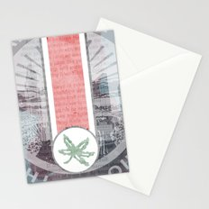 The Buckeye State Stationery Cards