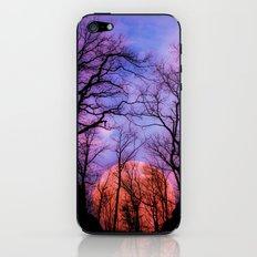 Moonrise Canyon iPhone & iPod Skin