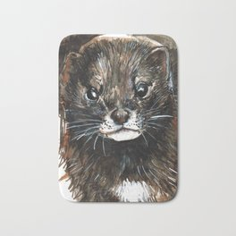 European Mink Bath Mat