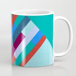 Meridian Green #homedecor #midcenturymodern #midcentury Coffee Mug