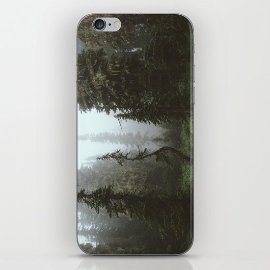 Rainier Forest iPhone & iPod Skin