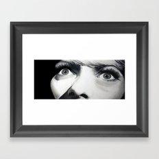 Rearview Mirror Framed Art Print