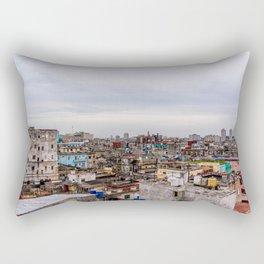 Ciudad de La Habana Rectangular Pillow