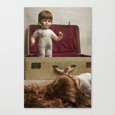 The Dolls Canvas Print