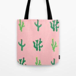 Desert Blossoms Tote Bag
