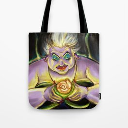 The Divine Sea Witch Tote Bag