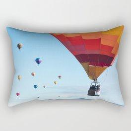 Up & Away 1 Rectangular Pillow