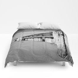 Groynes B and W Comforters