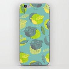 Roly-Poly Polka iPhone & iPod Skin