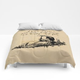Wuthering Heights - Emily Bronte Comforters