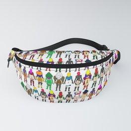 Superhero Butts - Girls Superheroine Butts LV Fanny Pack