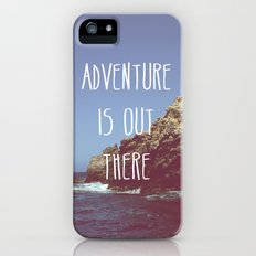 Adventure is out there iPhone (5, 5s) Slim Case