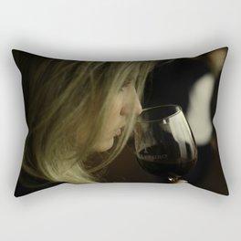 Degustação de vinho - vinícola Concha y Toro Rectangular Pillow