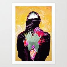 No Home Art Print