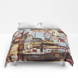 Step Lightly Comforters