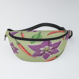Chili Peppers Fanny Pack