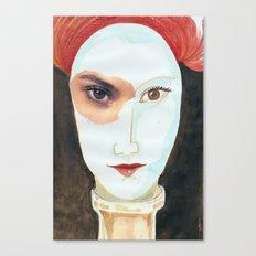 FRÁGIL Canvas Print
