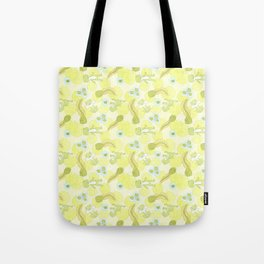 Lilly Pad Tote Bag