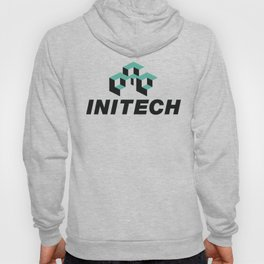 Initech Software Company Logo, Artwork For Tshirts, Posters, Stickers, Men, Women, Kids Hoody