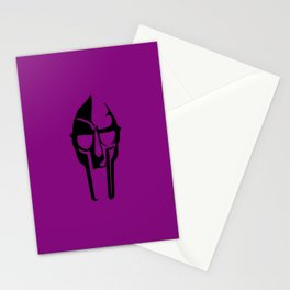 100 Pallets Of MF DOOM - Society6 MF Doom Tribute To Hip Hop Stationery Cards