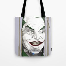 Have you ever danced? Tote Bag