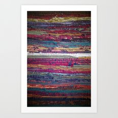 The Magic Carpet Art Print