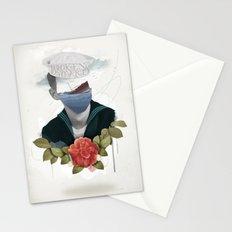 Broken Hearts Stationery Cards
