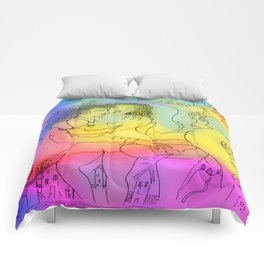 Embrace Comforters