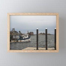 Gloucester Landscape Framed Mini Art Print