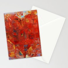 Patchwork Heart Stationery Cards