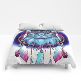 Dreamcatcher Cat Comforters