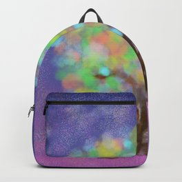 Colorful Light Evening Backpack