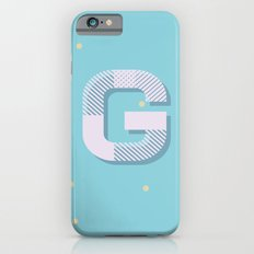 G is for Glamorous iPhone 6s Slim Case