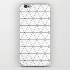 Triangle Tessallation iPhone & iPod Skin