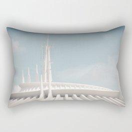 Tomorrowland Rectangular Pillow