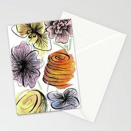 Spring Bloom Stationery Cards