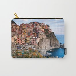 Italy Village Carry-All Pouch