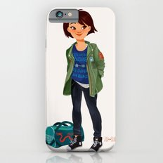 Modern AU: Mulan Slim Case iPhone 6s