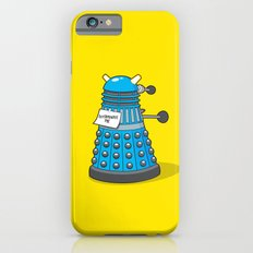 Exterminate Me Variant (Dr Who) Slim Case iPhone 6s