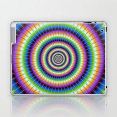 Psychedlic Rings Laptop & iPad Skin