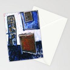 b o x i n g b l u e 1 Stationery Cards