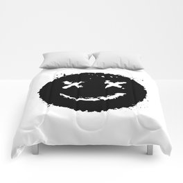 Confused Smile Comforters