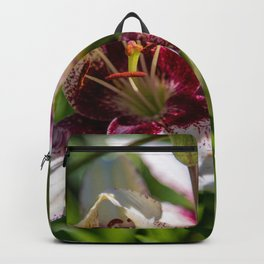 Opening Backpack