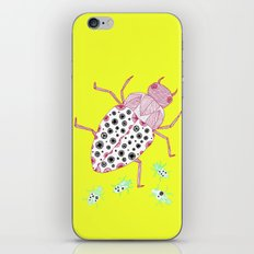 Roaches on a Sunny Day iPhone & iPod Skin