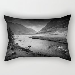 My Heart Is In The Highlands Rectangular Pillow