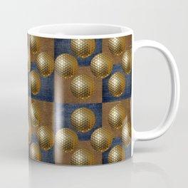 GOLDEN GOLFBALLS Coffee Mug