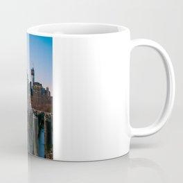 Sunset over Manhattan Coffee Mug