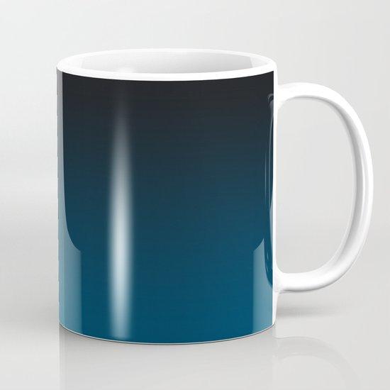 Cerulean Ombre Mug