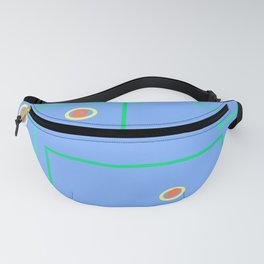 Love You Dots Fanny Pack